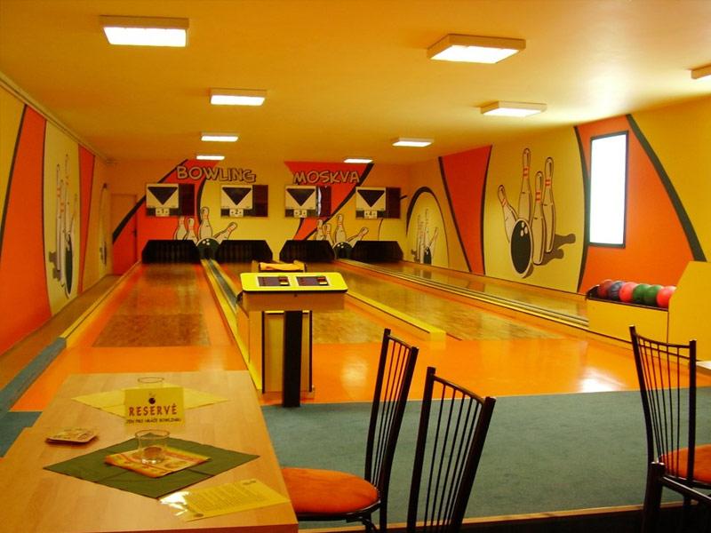 KD Moskva Žatec - bowlingové centrum