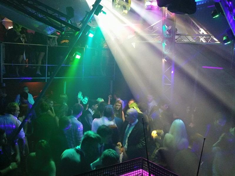 KD Moskva Žatec - disco club Dino