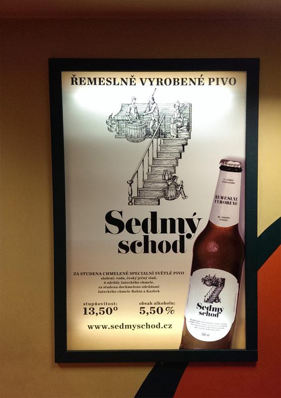 Reklama - Sedmý schod