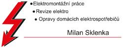 logo Milan Sklenka
